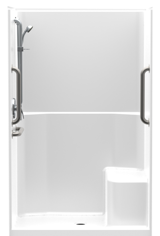 46 X 34 1 4 73 Accessible Acrylx Shower